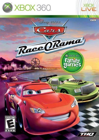 Cars Race O Rama Games