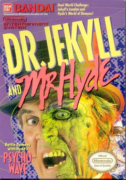 dr jekyll and mr hyde nes online