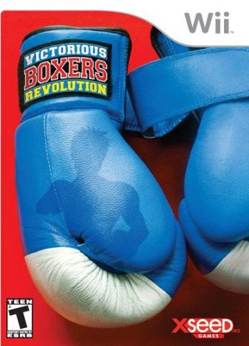 Victorious Boxers: Revolution (Wii)