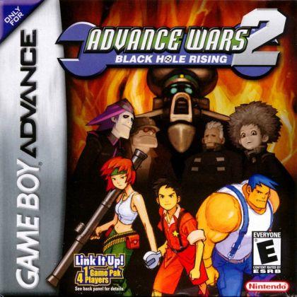 Game Boy Wars Advance 1 + 2