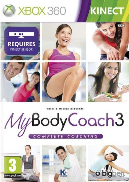 My Body Coach 3 (Kinect) (Xbox 360)