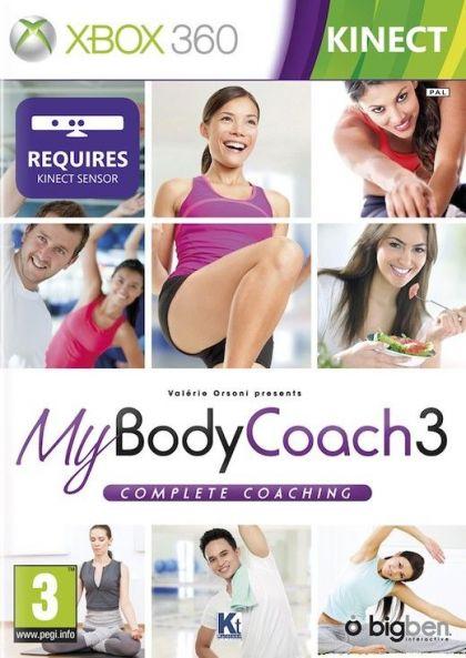 My Body Coach 3 (Kinect) (Xbox 360)