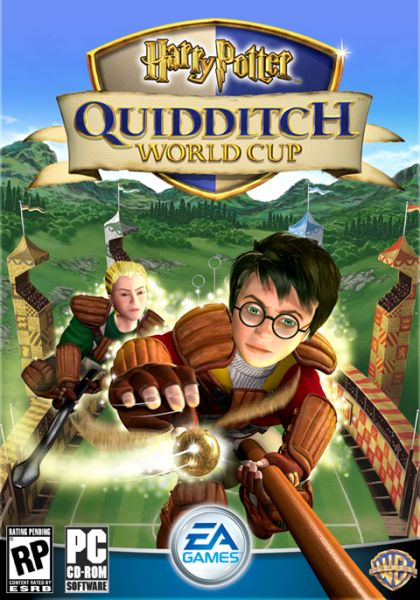 Harry Potter Quidditch Copa Del Mundo  PC  ISO  MF