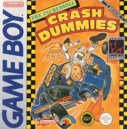 Connect » Game Database » Game Boy » The Incredible Crash Dummies