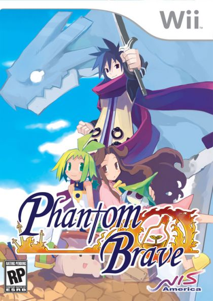 phantom brave we meet again title list