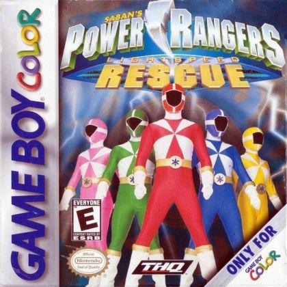 Amazon.com: Power Rangers Lightspeed Rescue: Nintendo Game ...