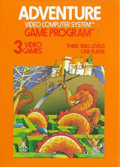 Adventure (Atari 2600/VCS)