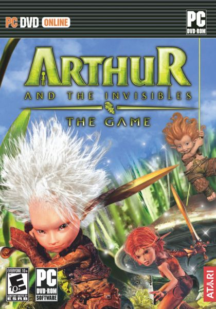 Download Arthur and the Invisibles: The Game + Crack …
