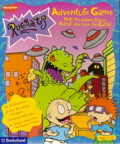 Rug Tas Dames : Rugrats adventure game pc on collectorz core games