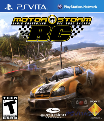 motorstorm rc (playstation vita) on collectorz.com core games