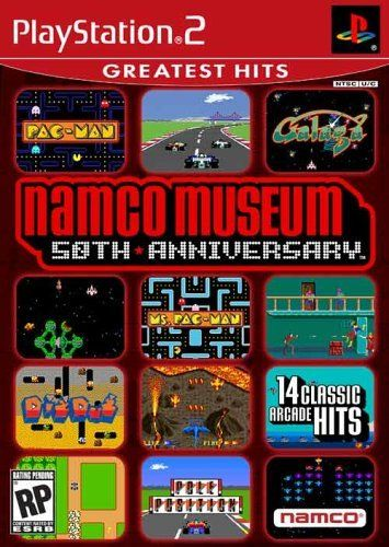 Namco Museum: 50th Anniversary (PlayStation 2)