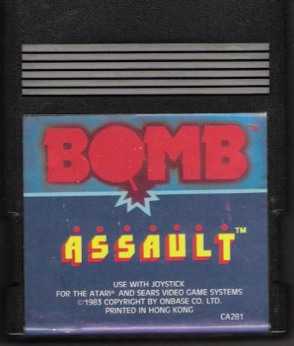 Assault (Atari 2600/VCS)