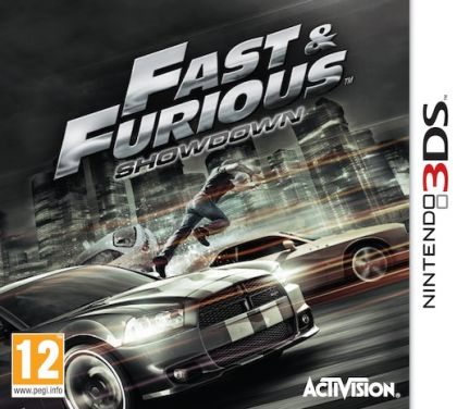 Fast & Furious: Showdown (Nintendo 3DS)
