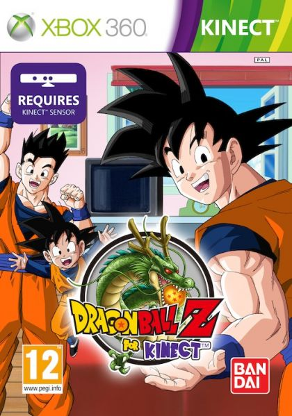 Dragon Ball Z for Kinect (Xbox 360)