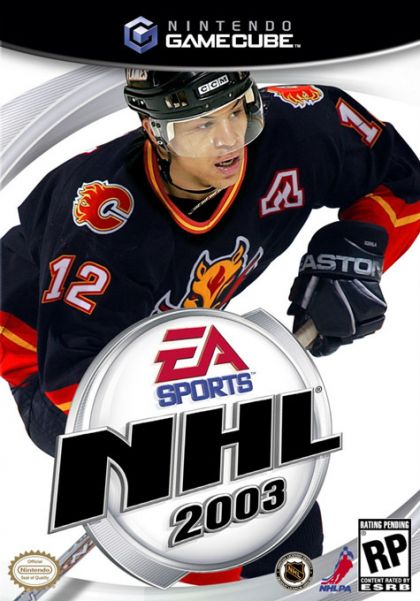 NHL 2003Nhl 2003 Cover