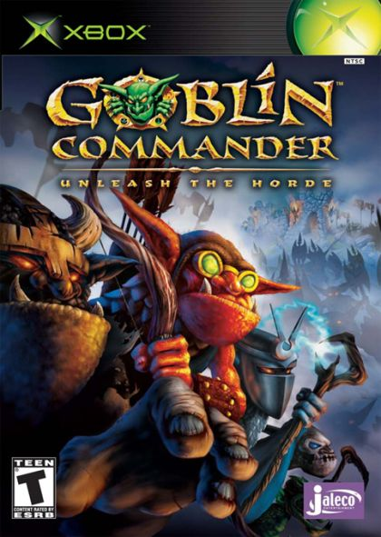 » Game Database » Xbox » Goblin Commander: Unleash the Horde