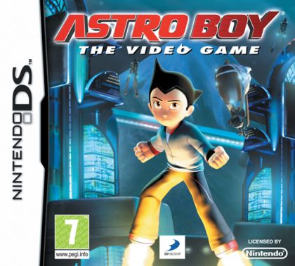 Astro Boy: The Videogame (Nintendo DS)