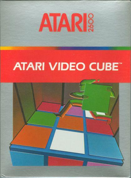 Atari Video Cube (Atari 2600/VCS)