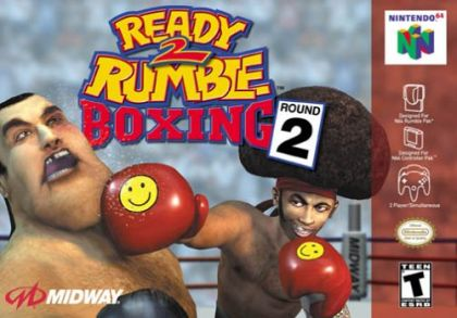 Rumble boxing round 2 nintendo 64 on collectorz com core games