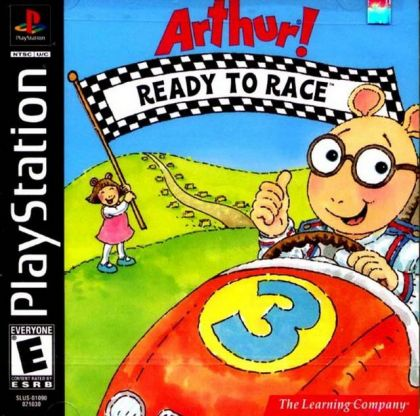 Arthur ready to race playstation on collectorz com core games