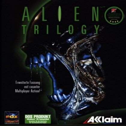 Alien Trilogy (PC) on Game Collector Connect