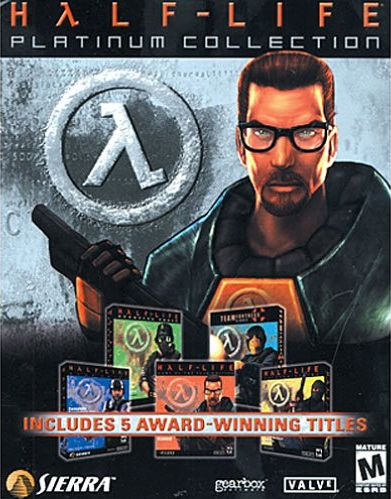 Half-Life: Platinum Collection 2002 pc game Img-2