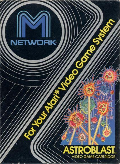 Astroblast (Atari 2600/VCS)