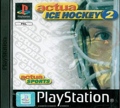 Connect » Game Database » PlayStation » Actua Ice Hockey 2