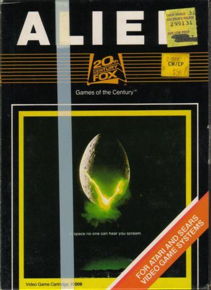 Alien (Atari 2600/VCS)