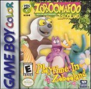 Zoboomafoo Game Zoboomafoo: Pla...