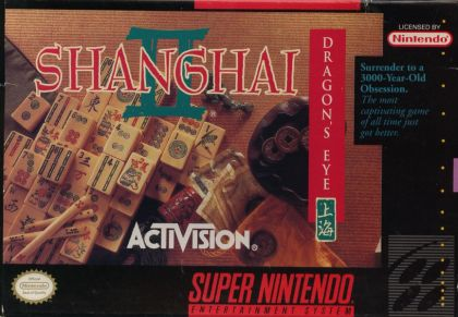 Super Nintendo A5_23675_0_ShanghaiIIDragonsEye