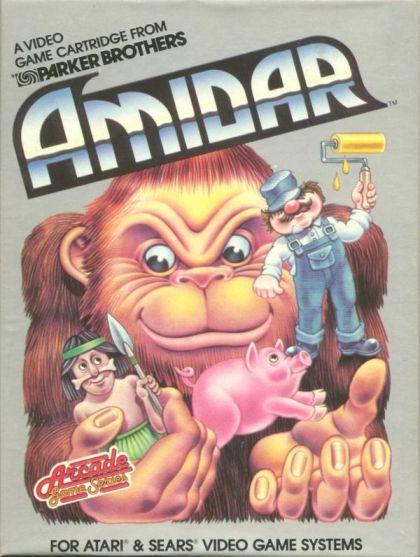 Amidar (Atari 2600/VCS)