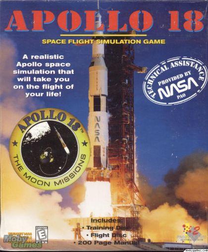 Apollo 18: The Moon Missions