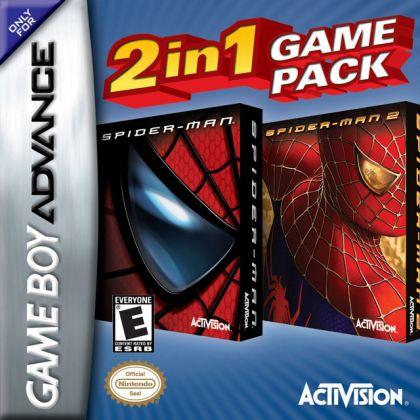 Spider-Man / Spider-Man 2 in 1 Game Pack