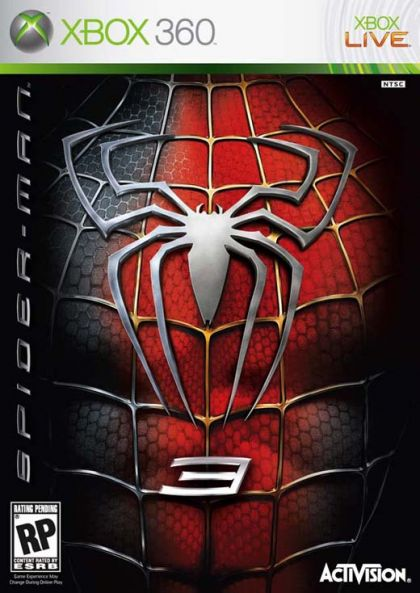 Spider-Man 3 (Xbox 360) on Collectorz.com Core Games