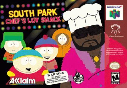South Park: Chef's Luv Shack (Nintendo 64)