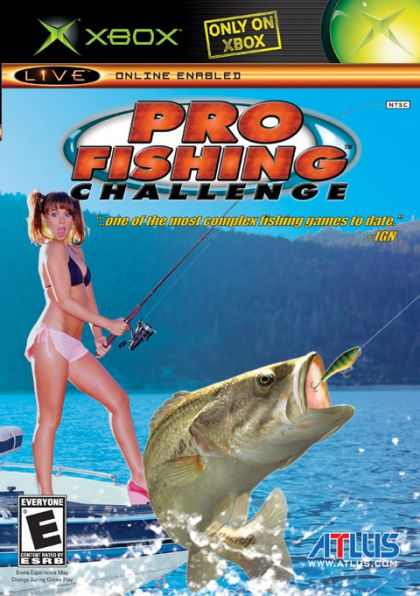 Pro fishing challenge xbox on core games for Xbox fishing games