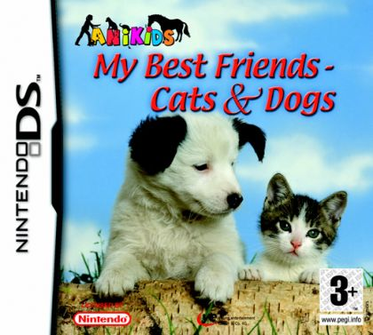 ds games cats and dogs