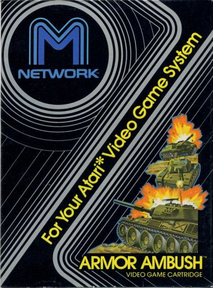 Armor Ambush (Atari 2600/VCS)
