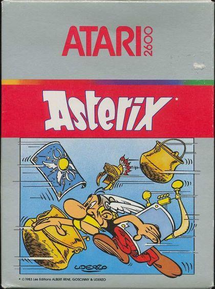 Asterix (Atari 2600/VCS)