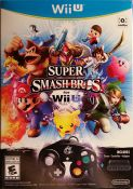 Super Smash Bros. for Wii U (Wii U)