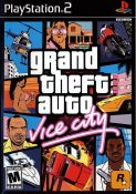 Grand Theft Auto: Vice City (PlayStation 2)
