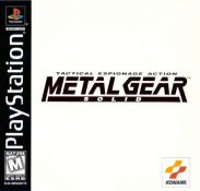 Metal Gear Solid (PlayStation)