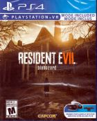 Resident Evil 7 Biohazard (PlayStation 4)