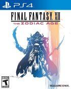 Final Fantasy XII: The Zodiac Age (PlayStation 4)
