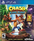 Crash Bandicoot N.Sane Trilogy (PlayStation 4)