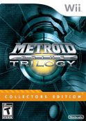 Metroid Prime Trilogy Collector's Edition (Wii)