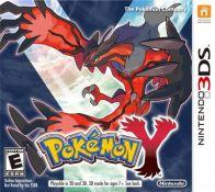 Pokemon Y (Nintendo 3DS)