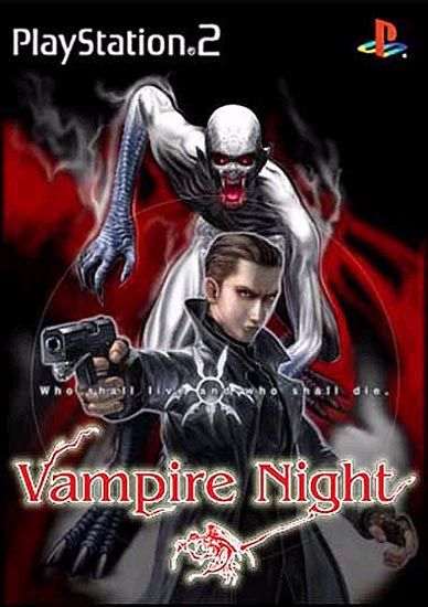 Vampire Night PS2 TO PS4