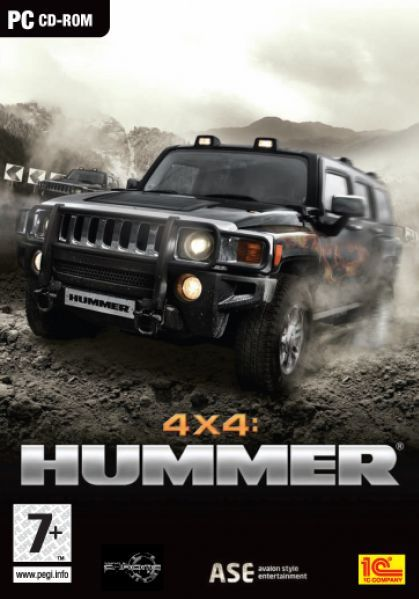 4x4 Hummer (PC) on Collectorz.com Core Games